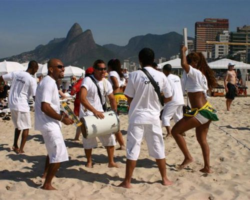 incentive dmc  brazil music on the beach