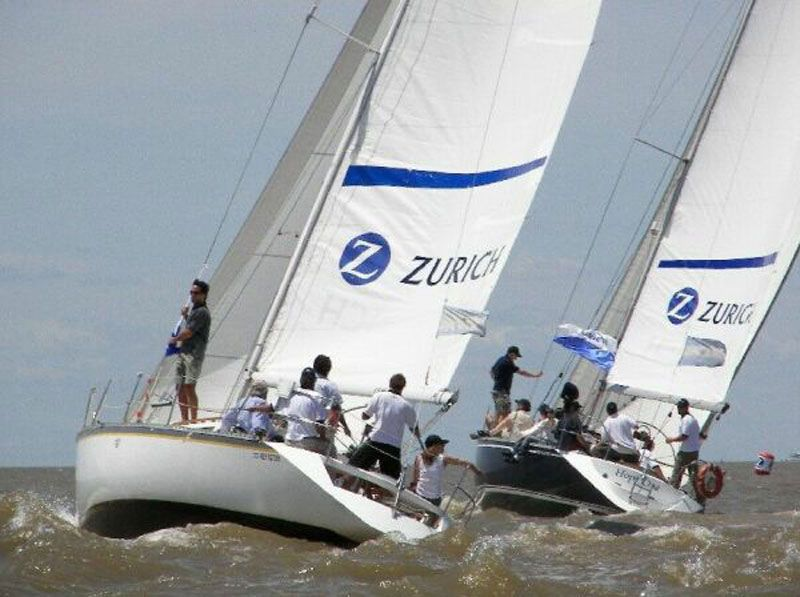 Argentina travel regatta race