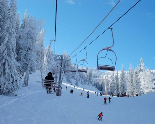 skiing in Bosnia incentive