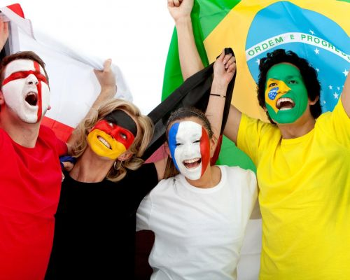 event idea dmc brazil world cup fans