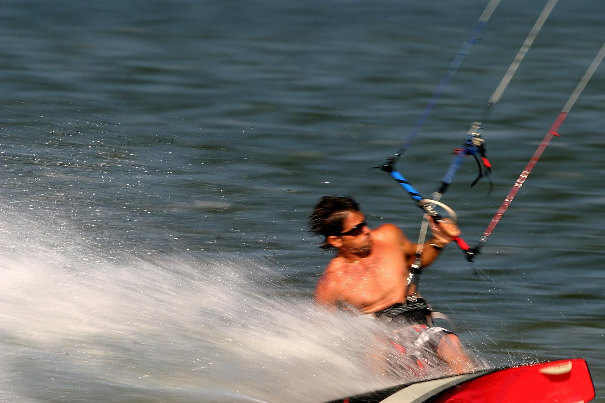 Program idea brazil kitesurfing