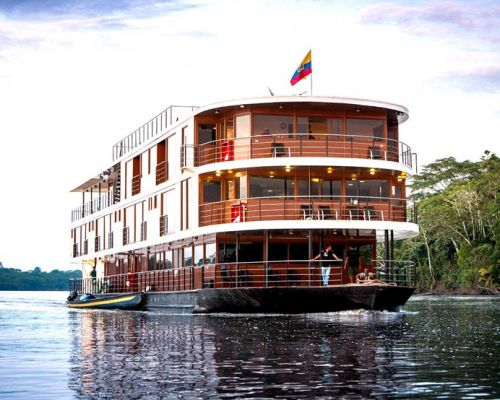 event idea ecuador amazon river cruise