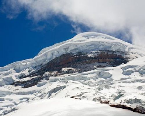 ecuador cotopaxi the highland mountains