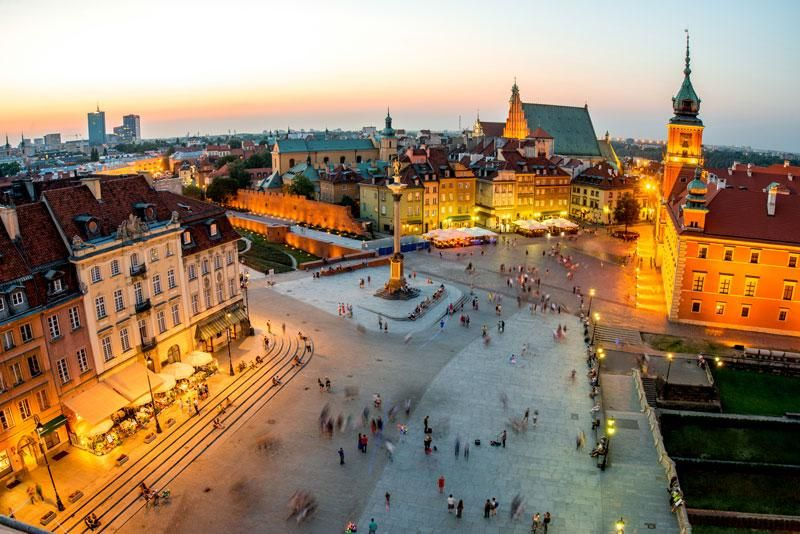 dmc poland for leisure and incentive travel