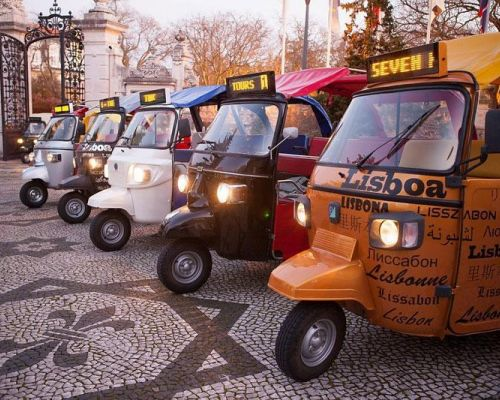 incentive dmc portugal by tuktuk