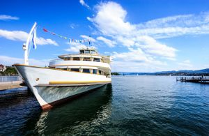 boat cruise Zurich lake program idea Switzerland