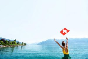 mountain olympics program idea Switzerland