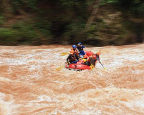 incentive dmc thailand wildwater rafting