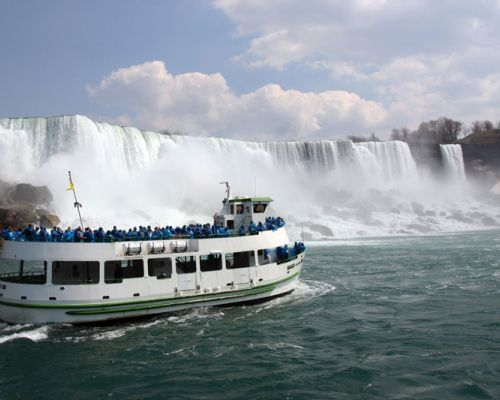 event idea toronto niagara falls cruise