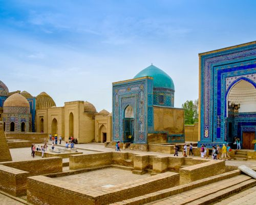 event idea uzbekistan visiting the sites