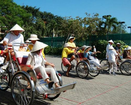 incentive dmc  vietnam cyclo race