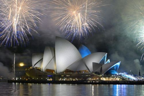 Sydney opera house event program idea