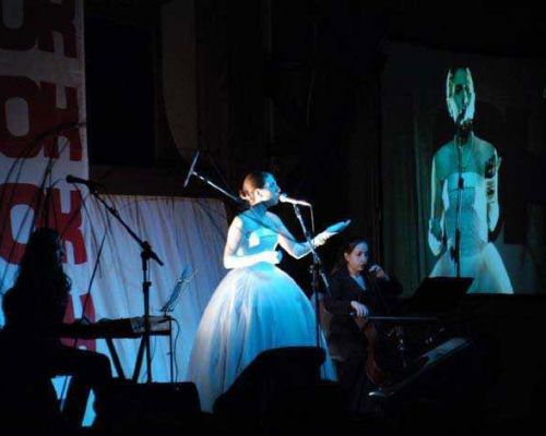 event idea argentina classical performance Evita