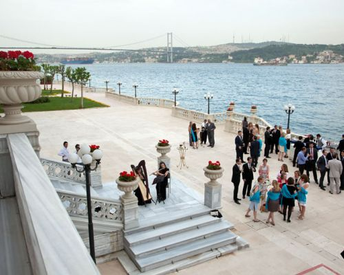 Istanbul-Dinner-at-Cıragan-Palace company event