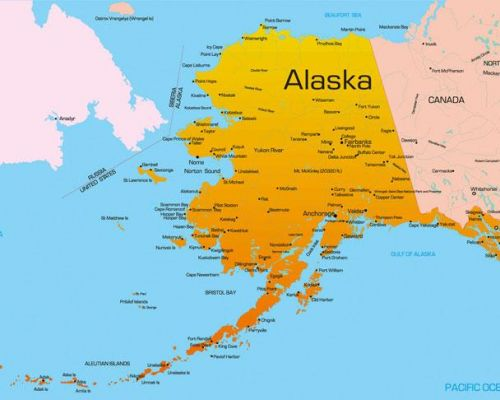map of alaska by dmc alaska