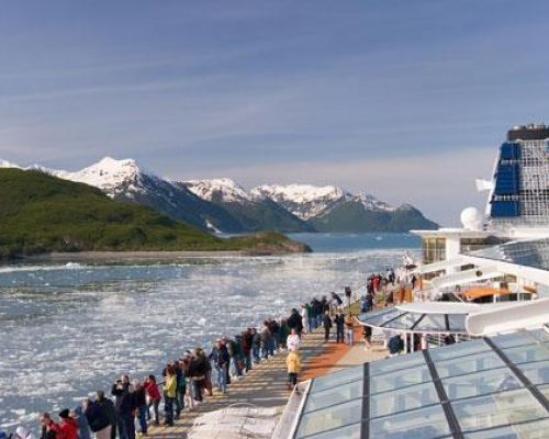 meeting dmc alaska boat trip